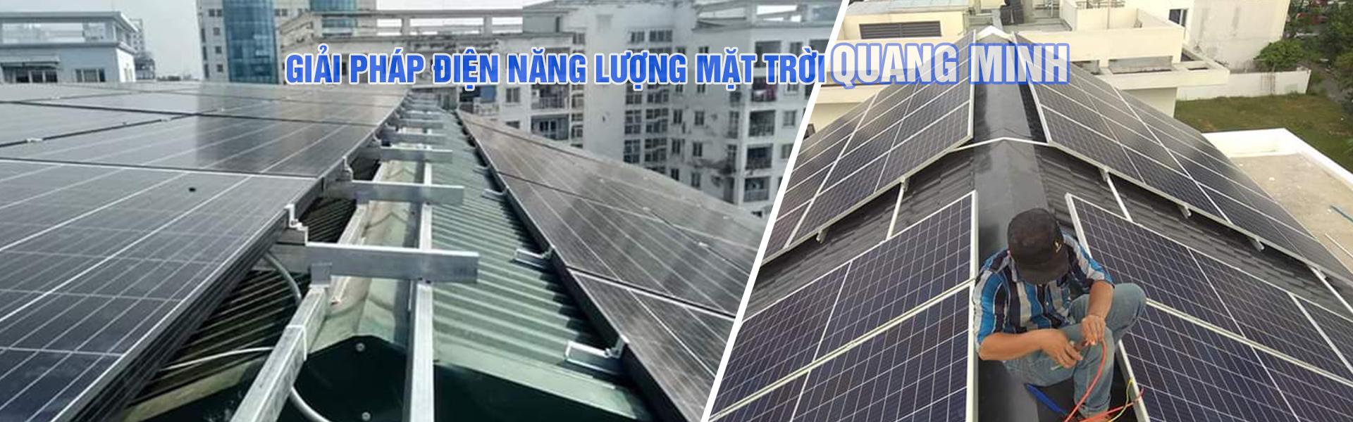 Giải pháp điện năng lượng mặt trời